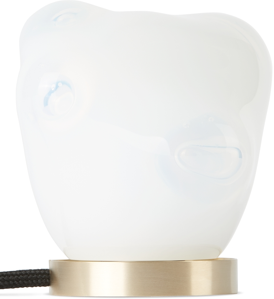 White 57t Table Lamp