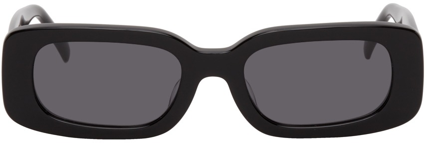 Black Show And Tell Sunglasses
