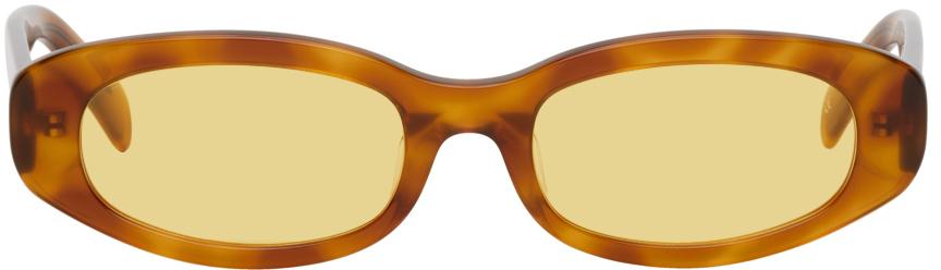 Tortoiseshell Plum Plum Sunglasses