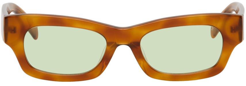 Tortoiseshell Tomboy Sunglasses
