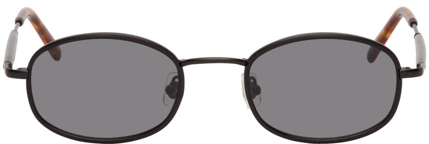 Black & Tortoiseshell No. 7 Sunglasses