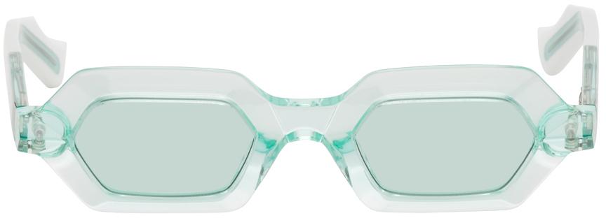 Green Carmen Sunglasses