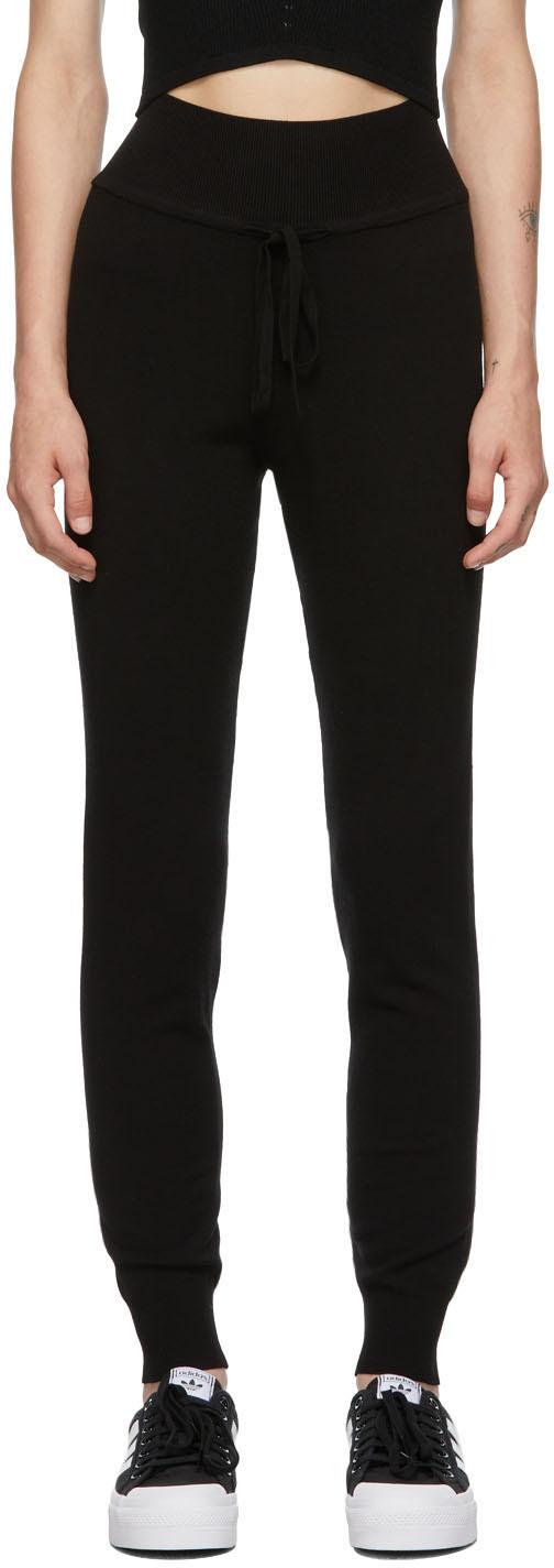 Black Ellipse Sport Pants