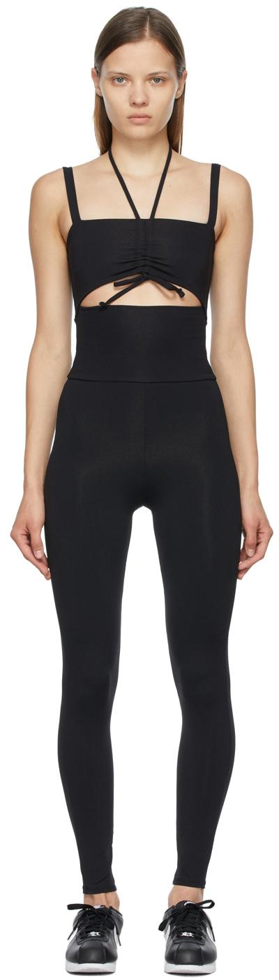 Black Reverie Bodysuit