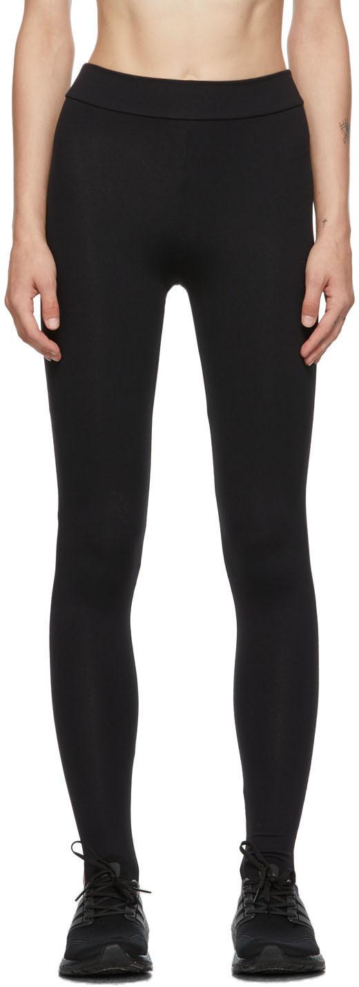 Black Reverie Leggings