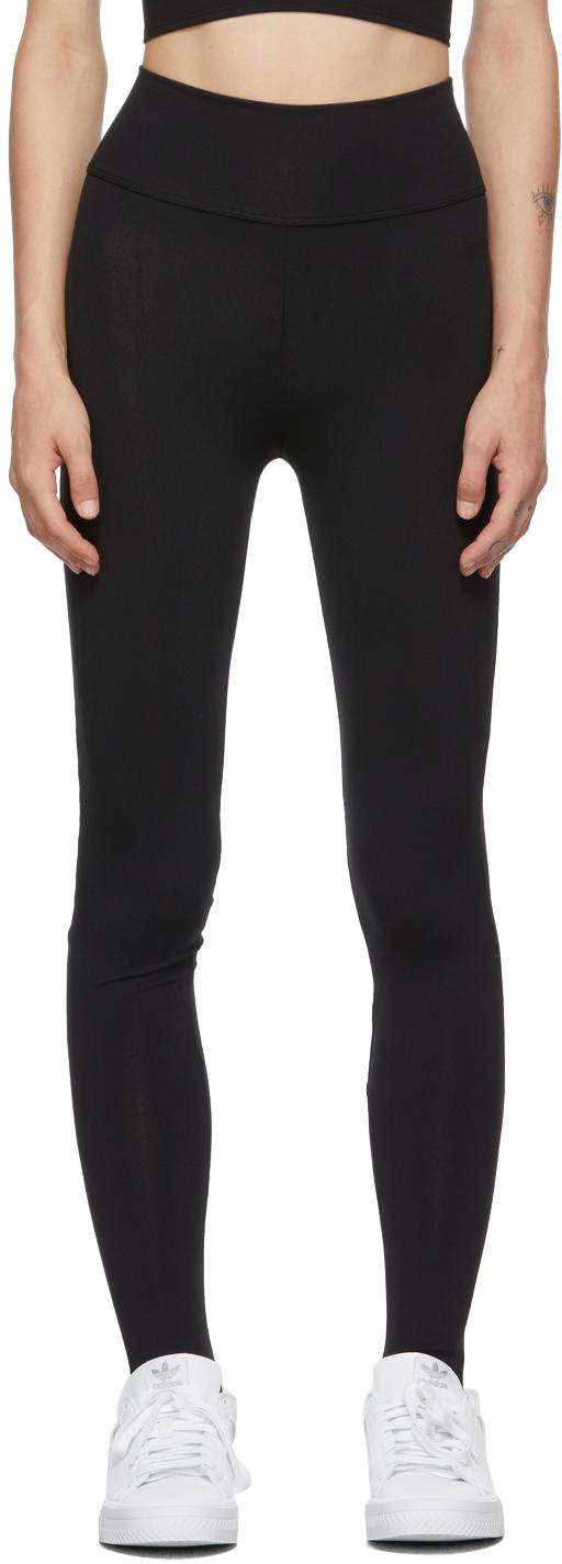Black Ballet Leggings