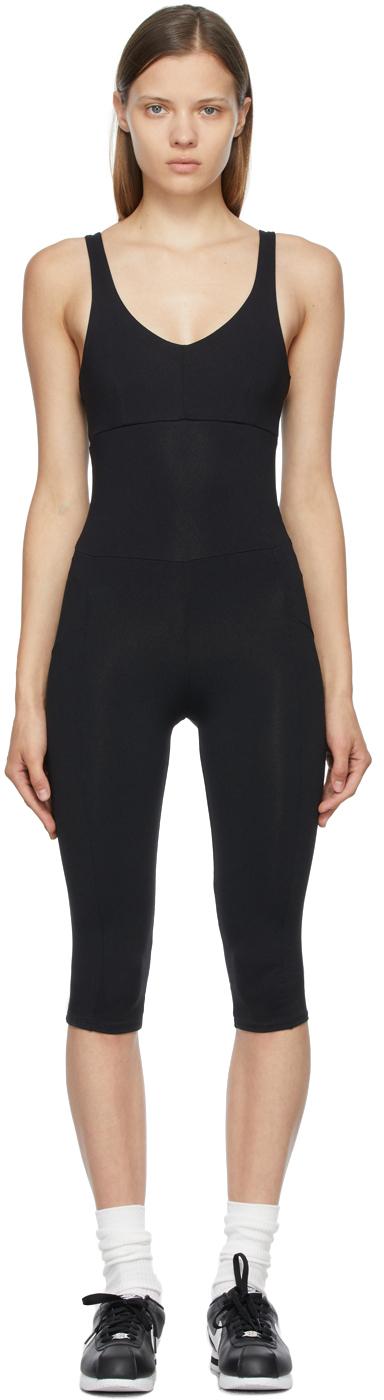 Black Crystal Bodysuit