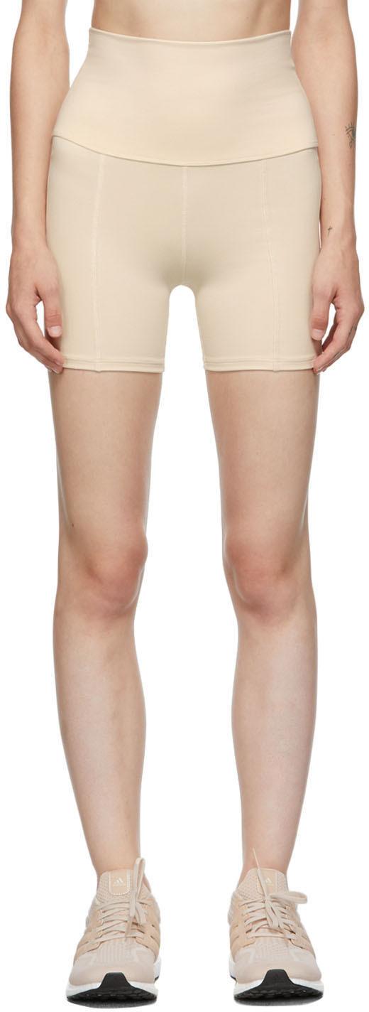 Off-White Geometric Shorts
