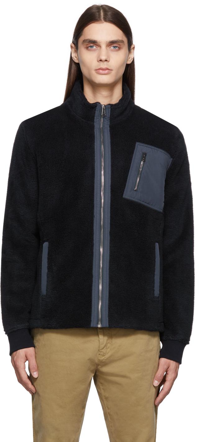 Navy Herne Jacket