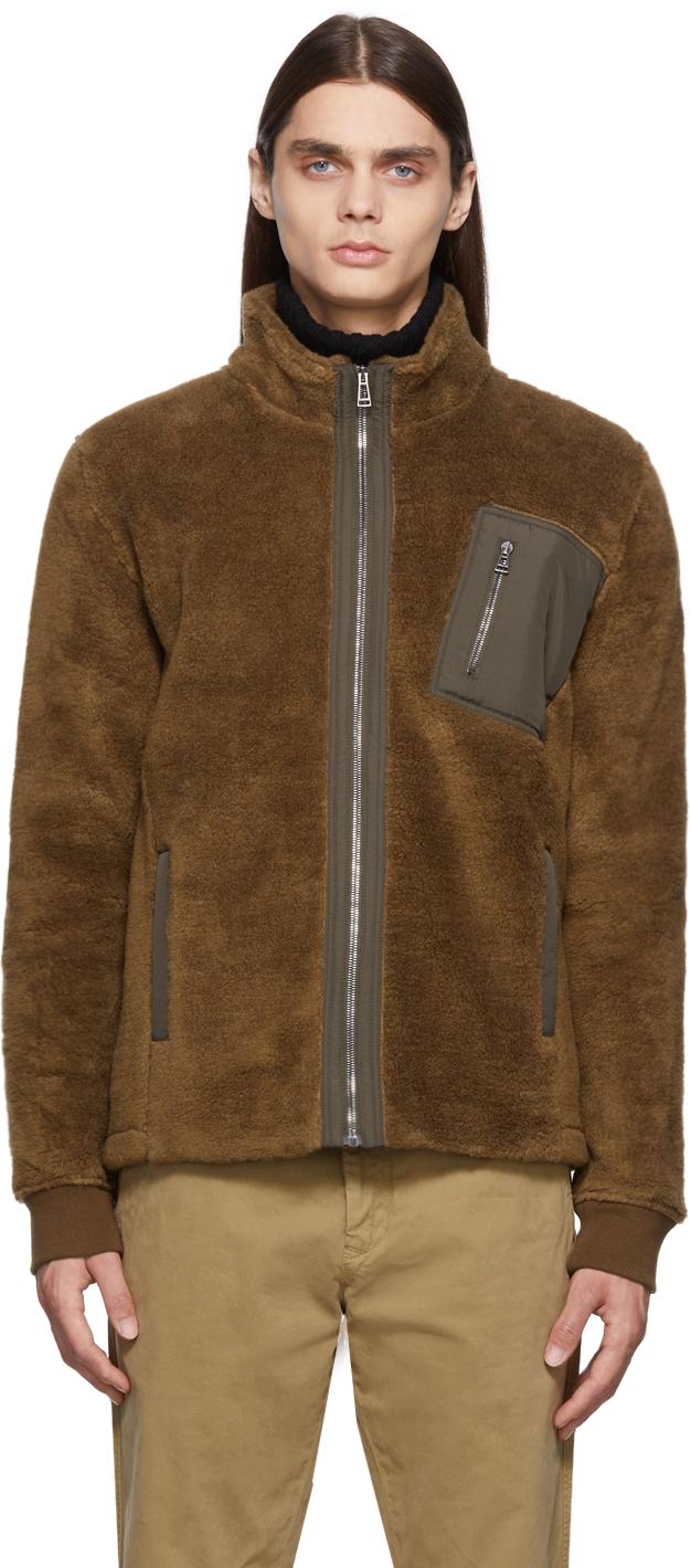 Tan Herne Jacket