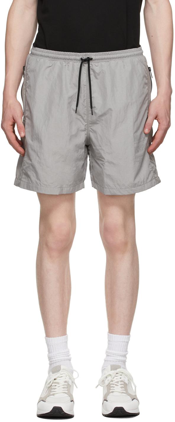 Grey Dackson Shorts