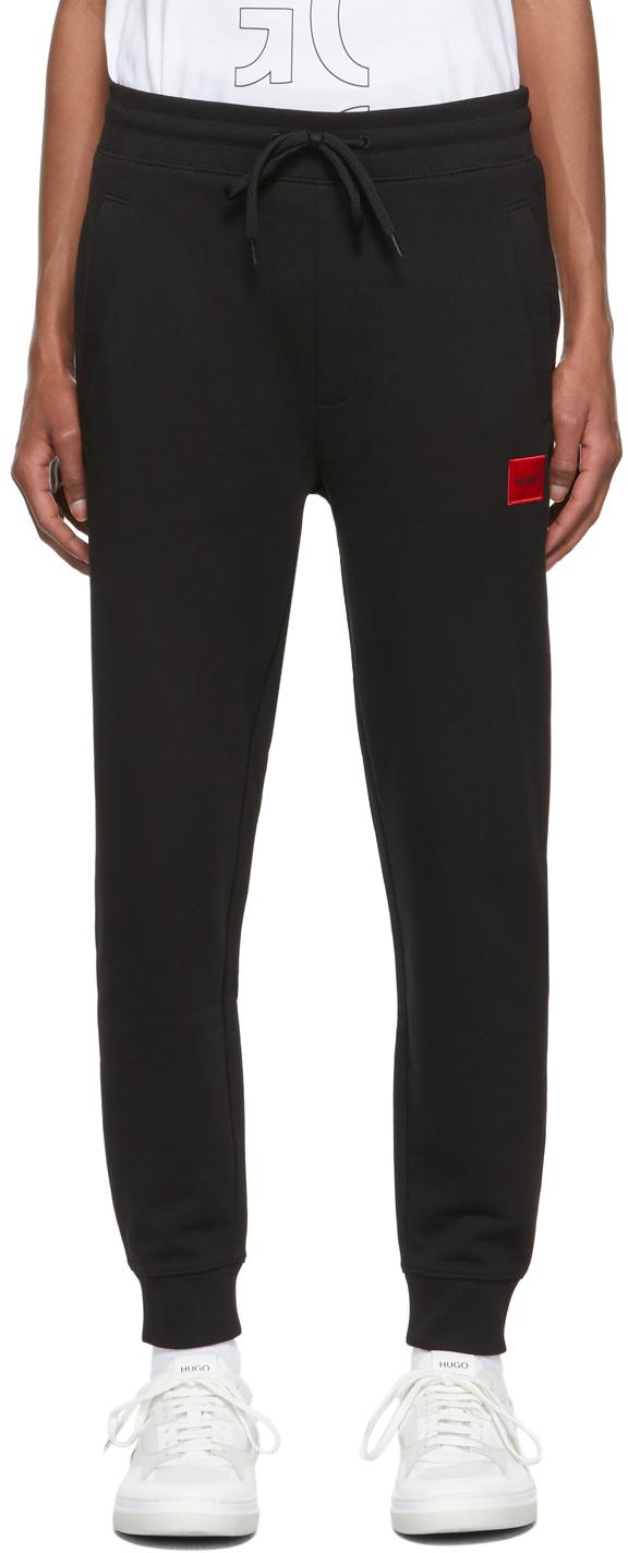 Black Doak212 Lounge Pants