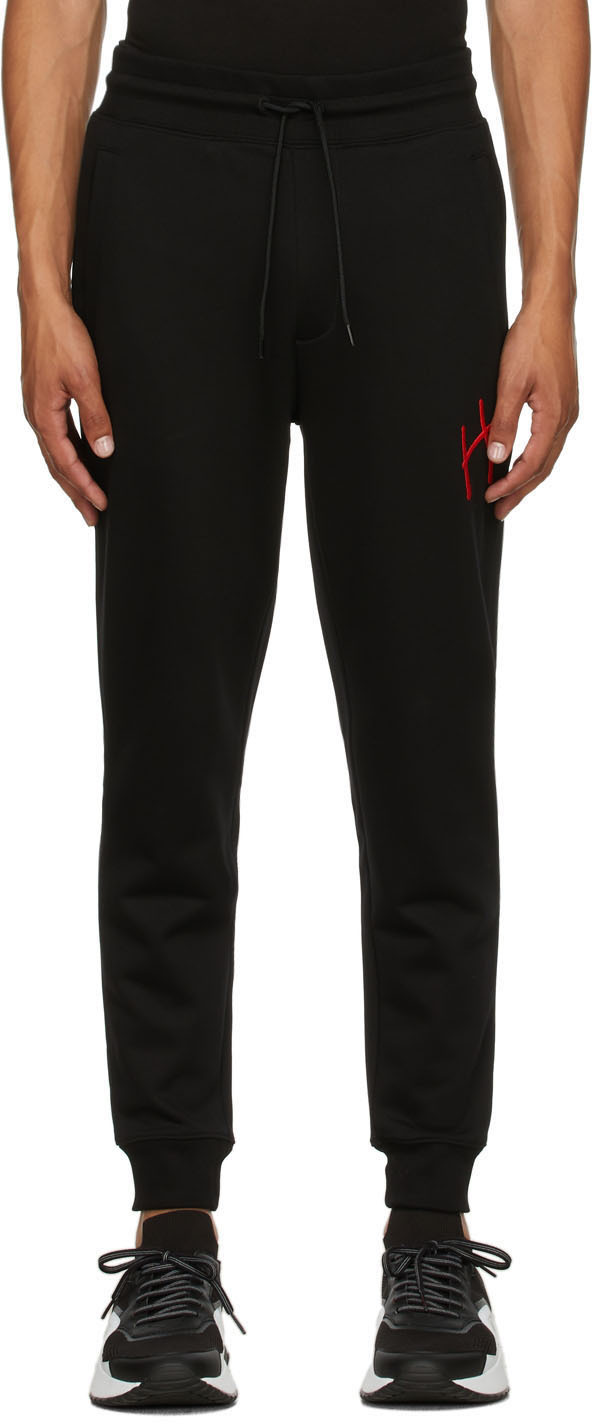 Black Dartini Lounge Pants