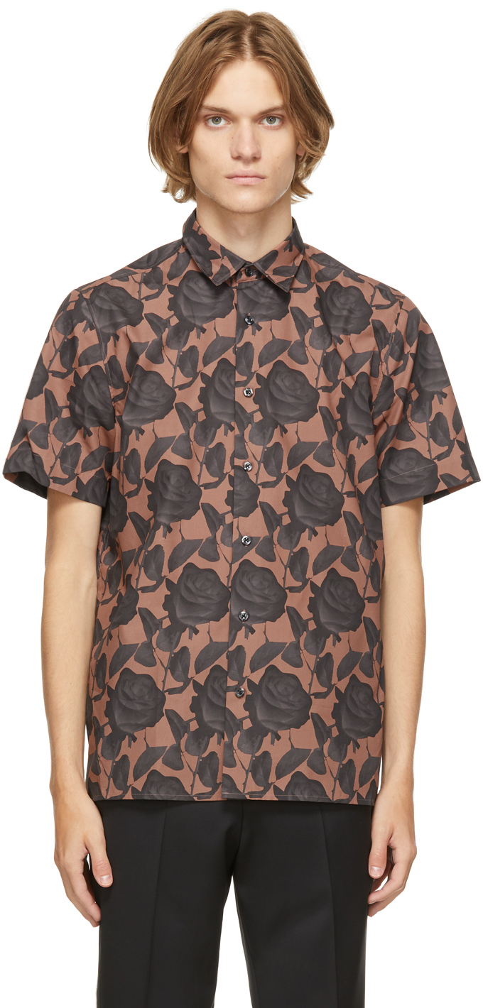 Brown & Black Ebor Shirt