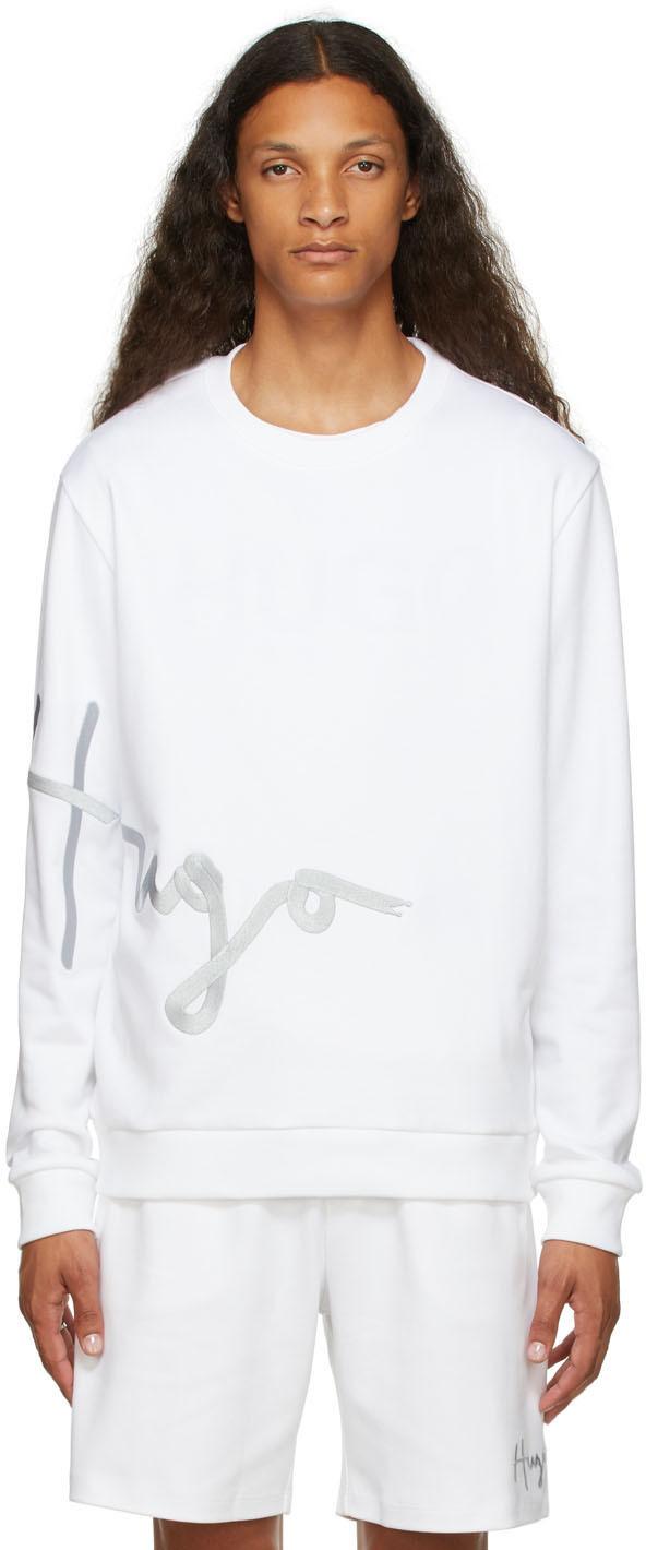White Dollins Sweatshirt