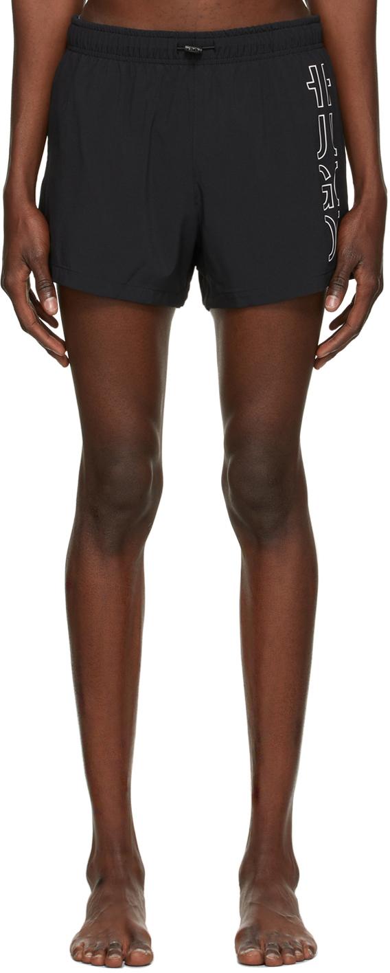 Black Koji Swim Shorts