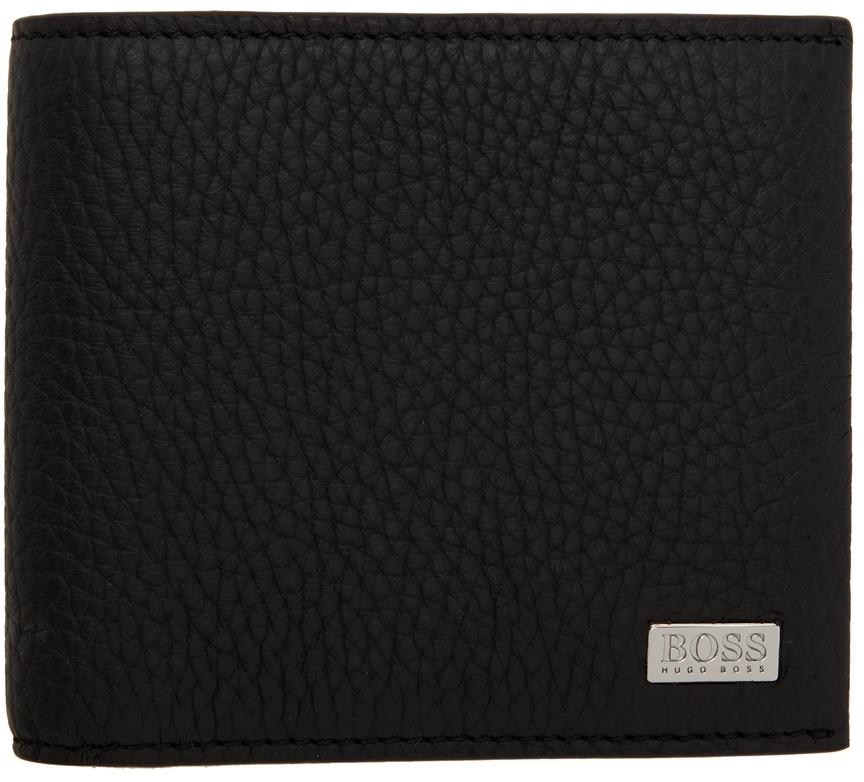 Black Crosstown Bifold Wallet