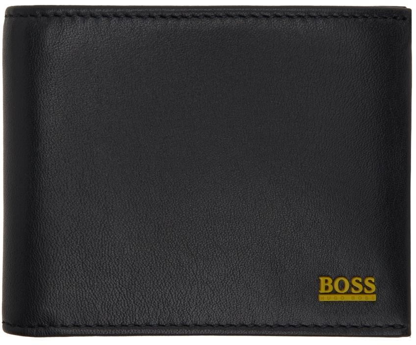 Navy Epochal Bifold Wallet