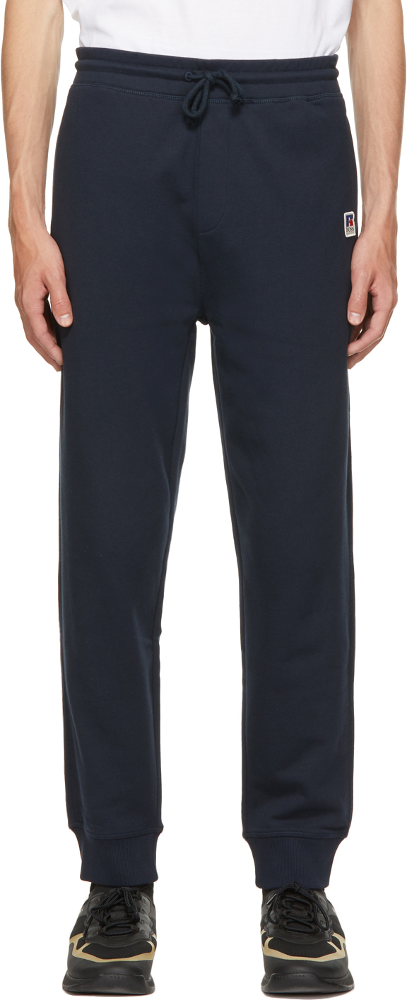 Navy Russell Athletic Edition Jafa Lounge Pants