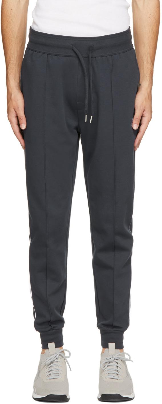 Navy Tracksuit Lounge Pants