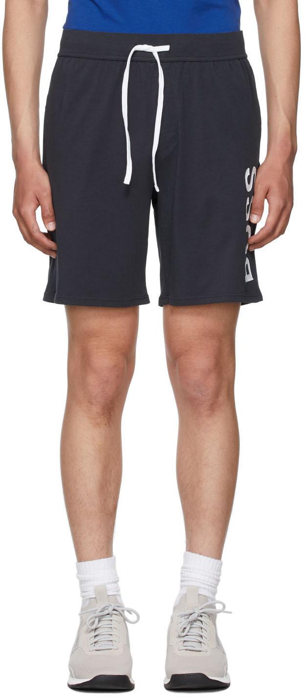 Navy Identity Shorts