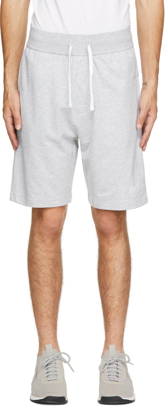 Grey Authentic Lounge Shorts