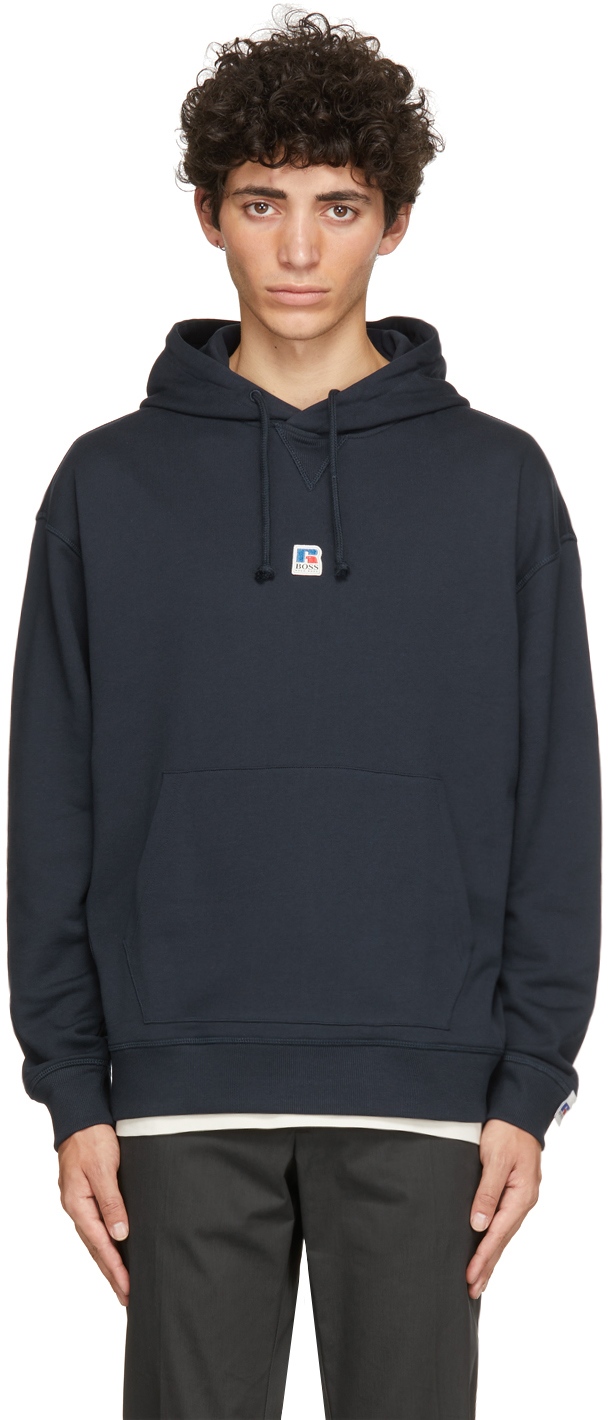 Navy Russell Athletic Edition Safa 2 Hoodie