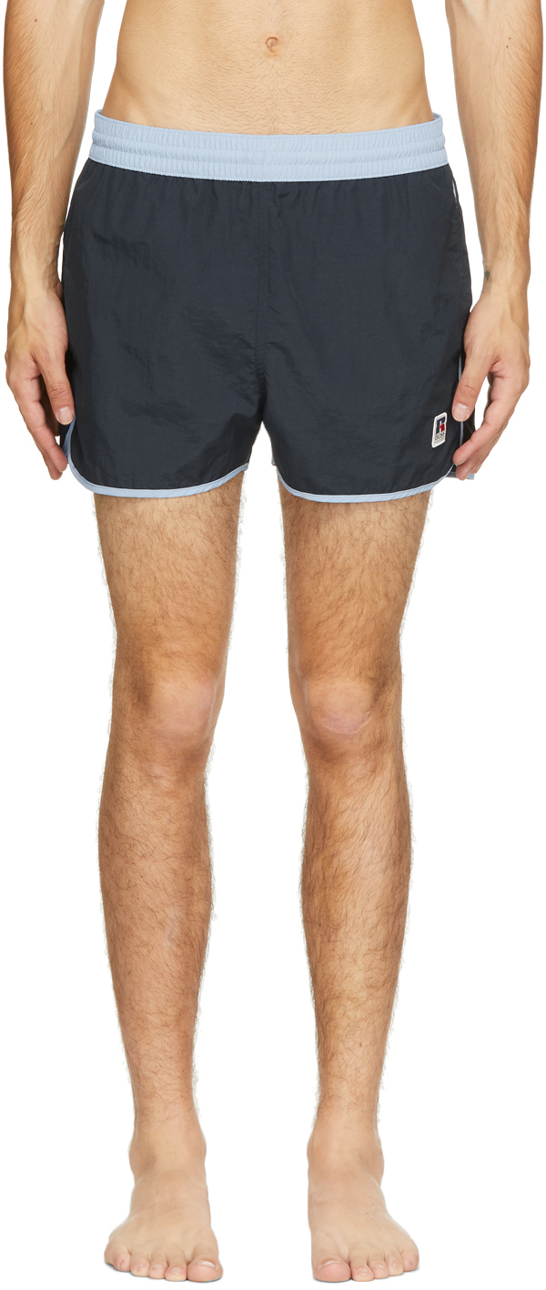Navy Russell Athletic Edition Jaco Swim Shorts