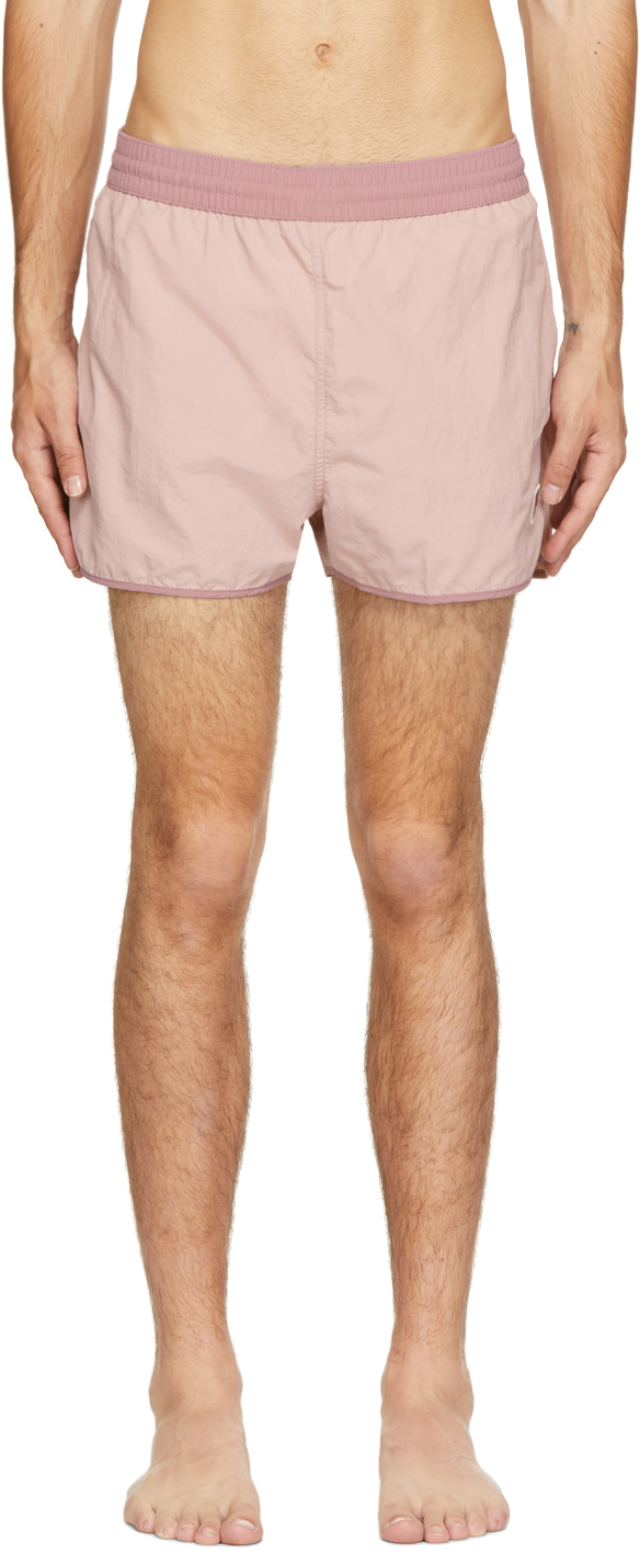Pink Russell Athletic Jaco Swim Shorts