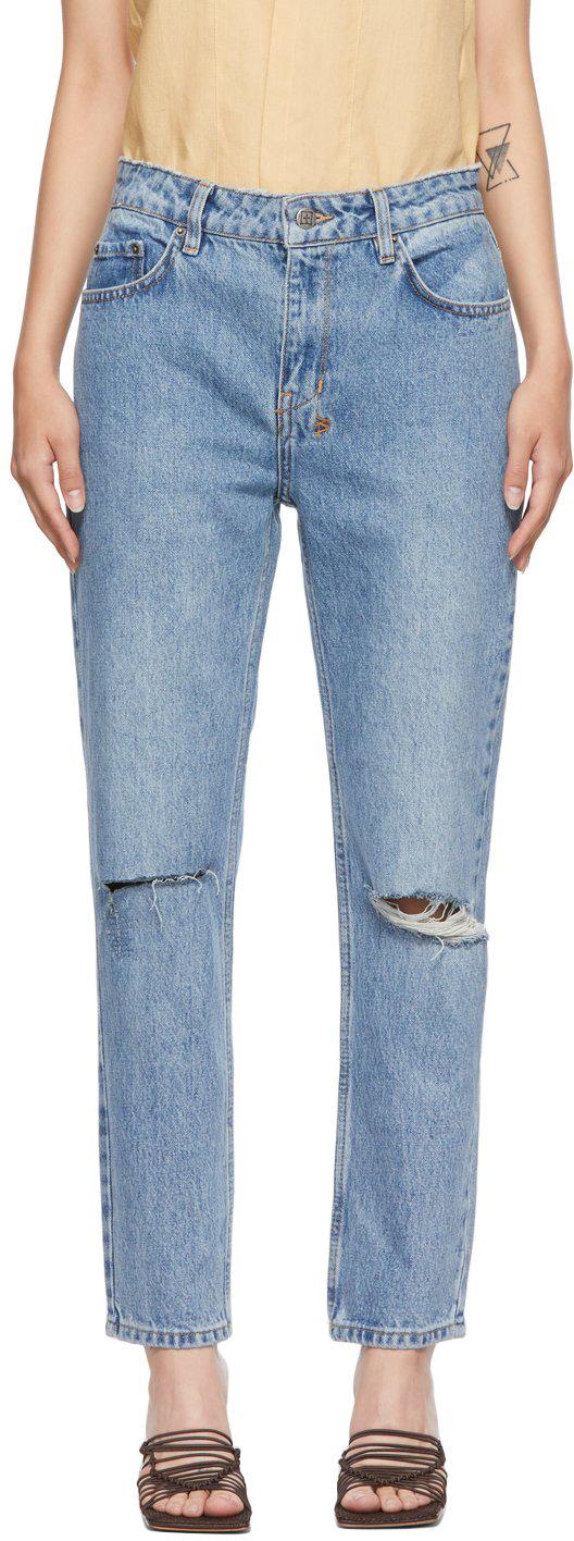 Ksubi Blue Nine 0 Jeans