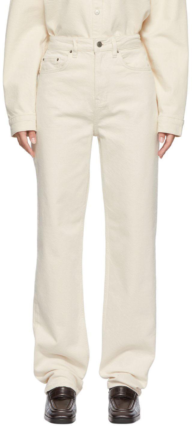 Ksubi Off-White Playback Jeans