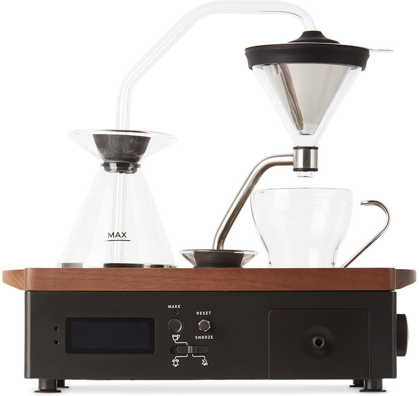 Black Barisieur Tea & Coffee Machine