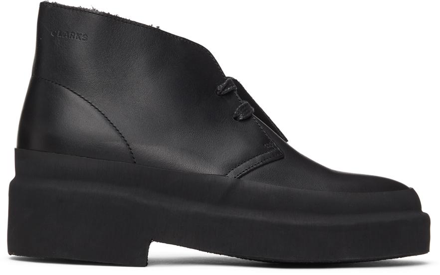 Black Desert Galosh Boots