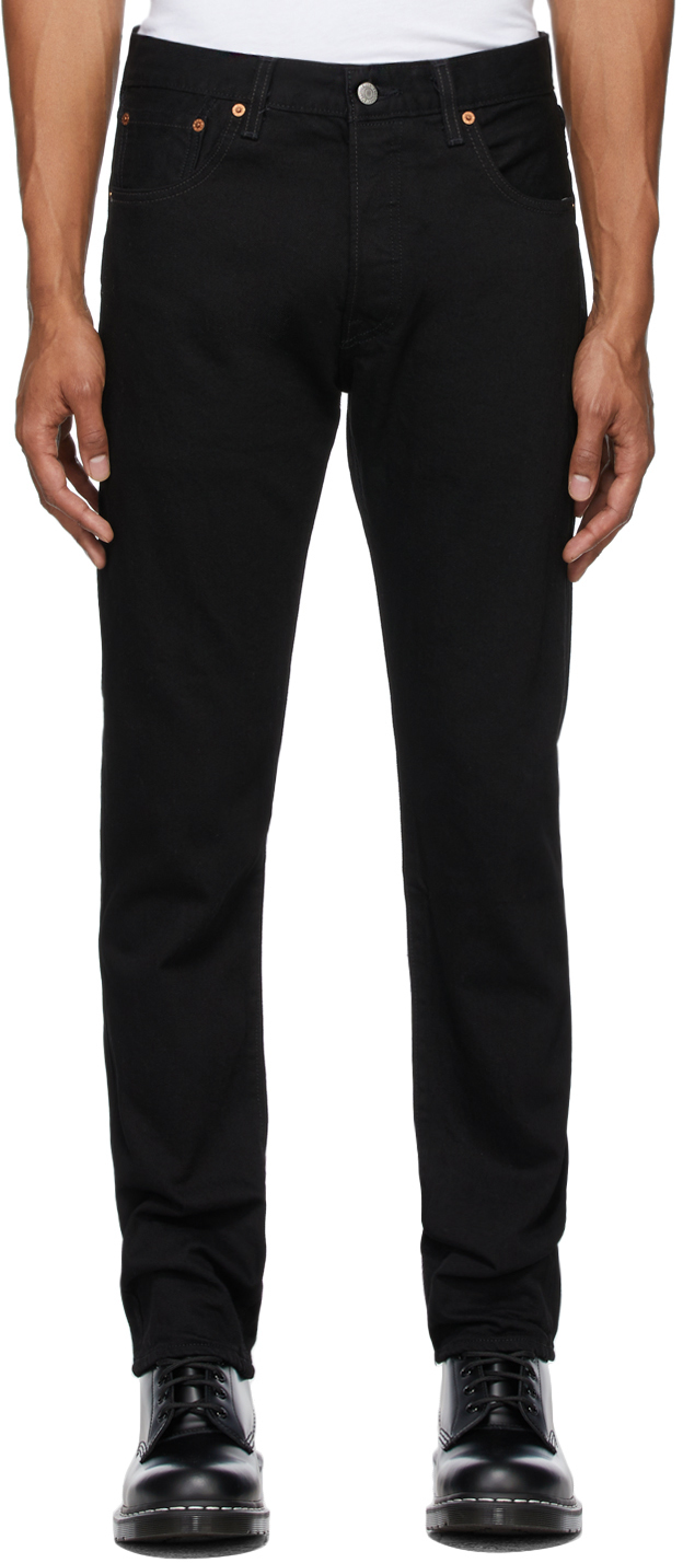 Levi's Black 1993 501 Jeans