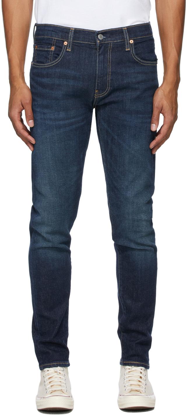Levi's Indigo 512 Slim Taper Jeans