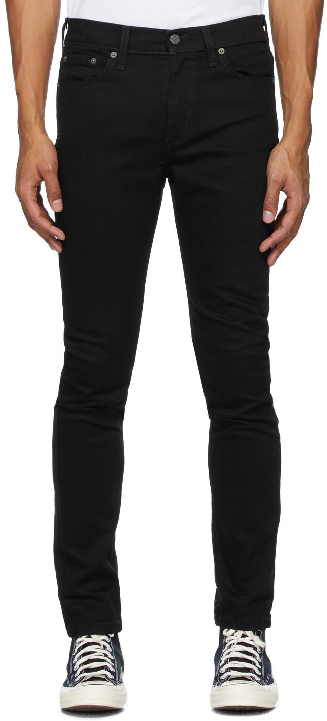 Levi's Black 510 Skinny Jeans
