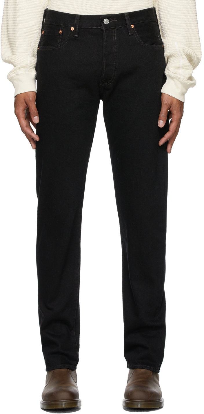 Levi's Black 501 Original Jeans