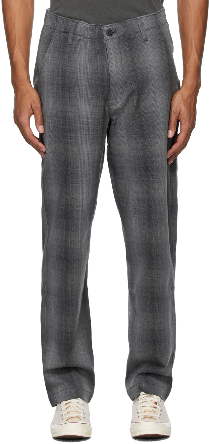 Levi's Grey XX EZ Chino Trousers