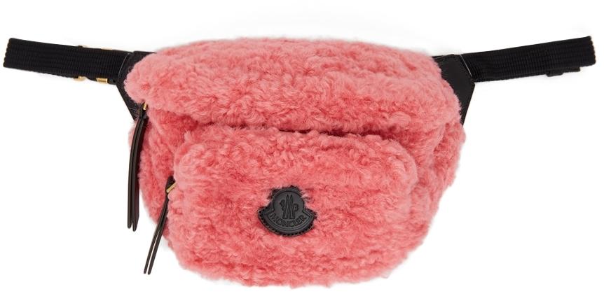 Pink Sherpa Felicie Belt Bag