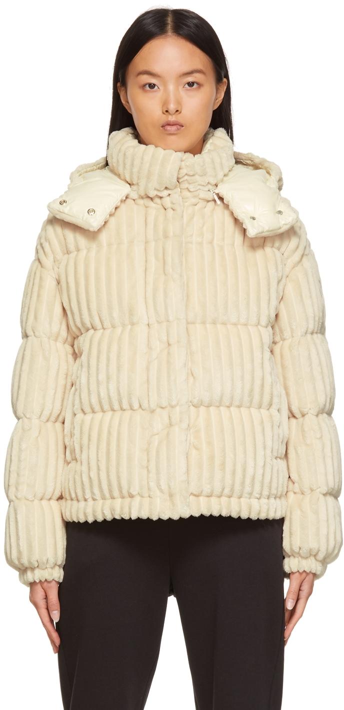 Moncler Down Velvet Daos Jacket