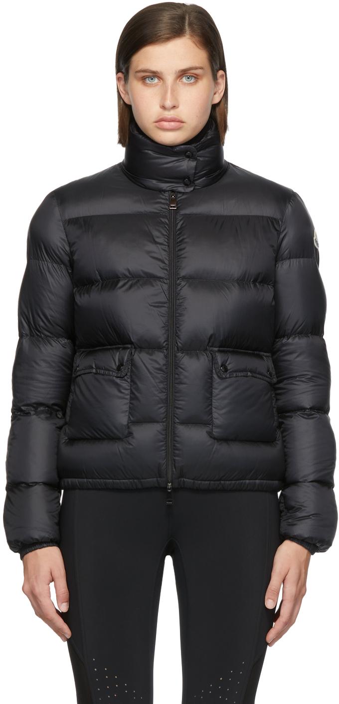 Black Down Lannic Jacket