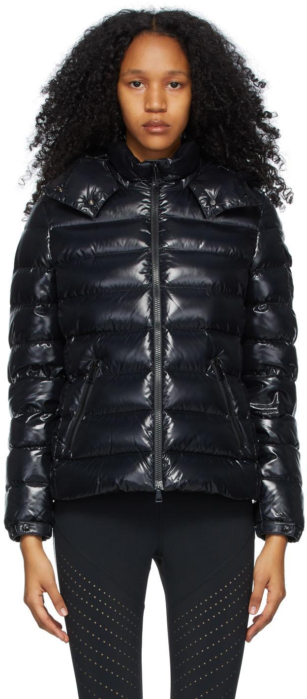Moncler Black Down Bady Jacket