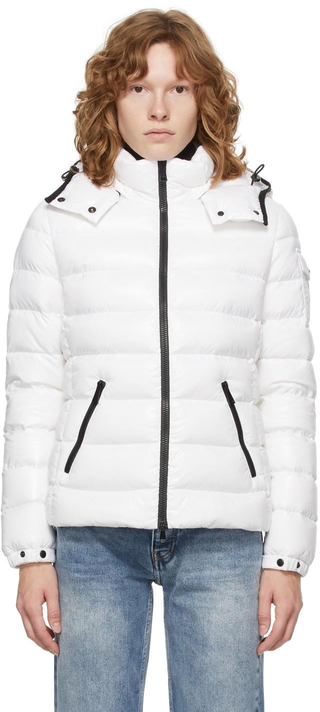 White Down Bady Jacket