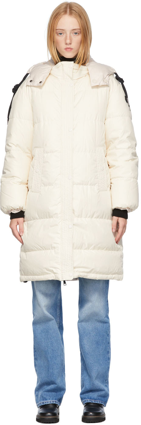 Moncler Off-White Down Erysimum Jacket