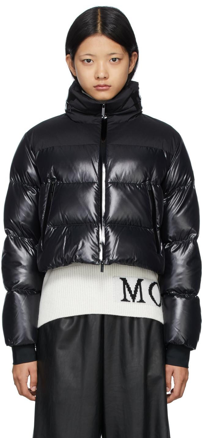 Moncler Black Down Jasione Jacket