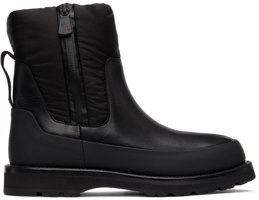 Black Rain Don't Care Boots