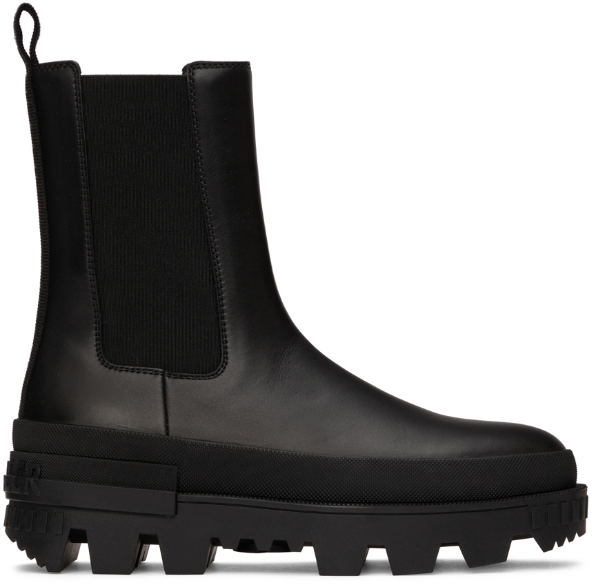 Black Coralyne Boots