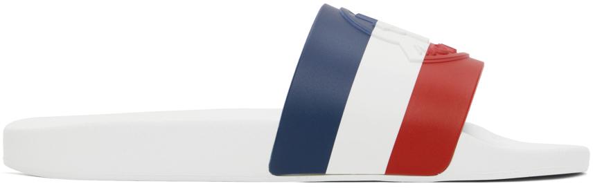 White Basile Slides