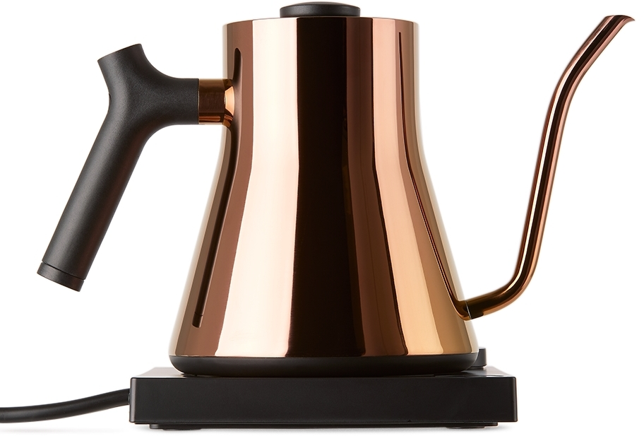 Copper Stagg EKG Electric Kettle
