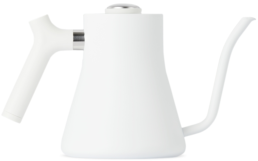 White Stagg Pour-Over Kettle